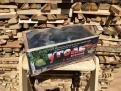УГОЛЬ С КОСТРОМ №2 для мангалов более, чем 20*40 см (для приготовления 5 кг мяса)