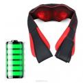 Массажёр для шеи и тела беспроводной FitStudio Soft Roller
