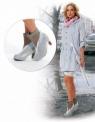 Чехлы грязезащитные для женской обуви на каблуках