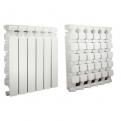 Алюминиевый радиатор Fondital Geniale 500/80 6 секц.