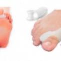 Бандаж для первого пальца ног силиконовый 2 шт.