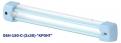 """Облучатель ультрафиолетовый бактерицидный настенный ОБН-150-""""КРОНТ"""" со счетчиком наработки часов бактерицидных ламп."""