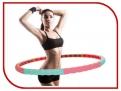 Обруч-тренажер с 40 массажными роликами Hula-hoop ,вес 1,17 кг.