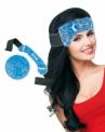 Маска гелевая - компресс от мигрени