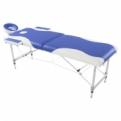 Двухсекционный массажный стол Ultra Light