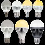 Светодиодные (LED) лампы-шары Ecola