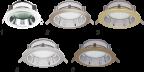 Встраиваемые светильники GX53 Ecola