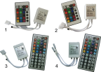 RGB контроллеры для светодиодных (LED) лент